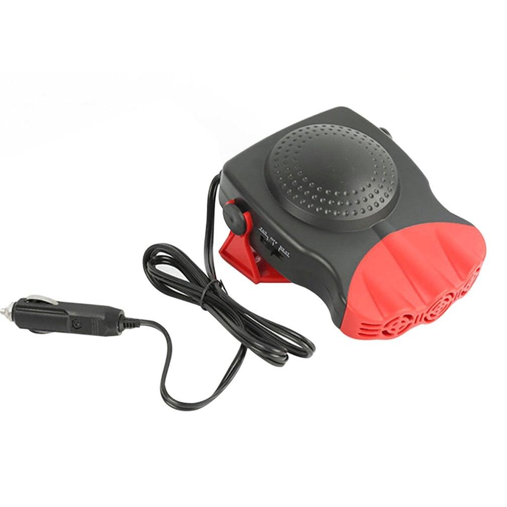 3 agujeros Auto coche calentador eléctrico ventilador de calefacción de la pantalla de la ventana descongador 12/24V descongador de vidrio descongador AC220-240V 6 orificios de Gas de la estufa de pulso de la chispa de encendido eléctrico piezas del calentador de agua seguro de alta calidad