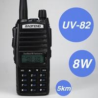 אנטנה עבור baofeng uv Baofeng UV82 מכשיר הקשר עוצמה + NL770S אנטנה עבור תחנת ציד רדיו לרכב נייד מקס 100W UV-82hp UV82 VHF Ham CB (4)