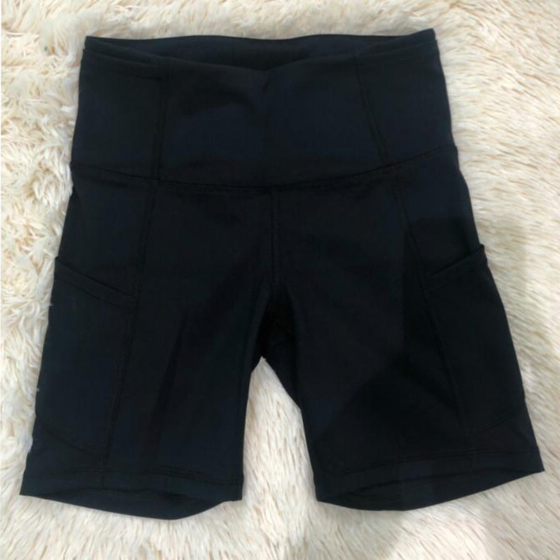 2020 Workout Sports Shorts with Pocket 4-way stretch fabric size XXS XS S M L XL 3
