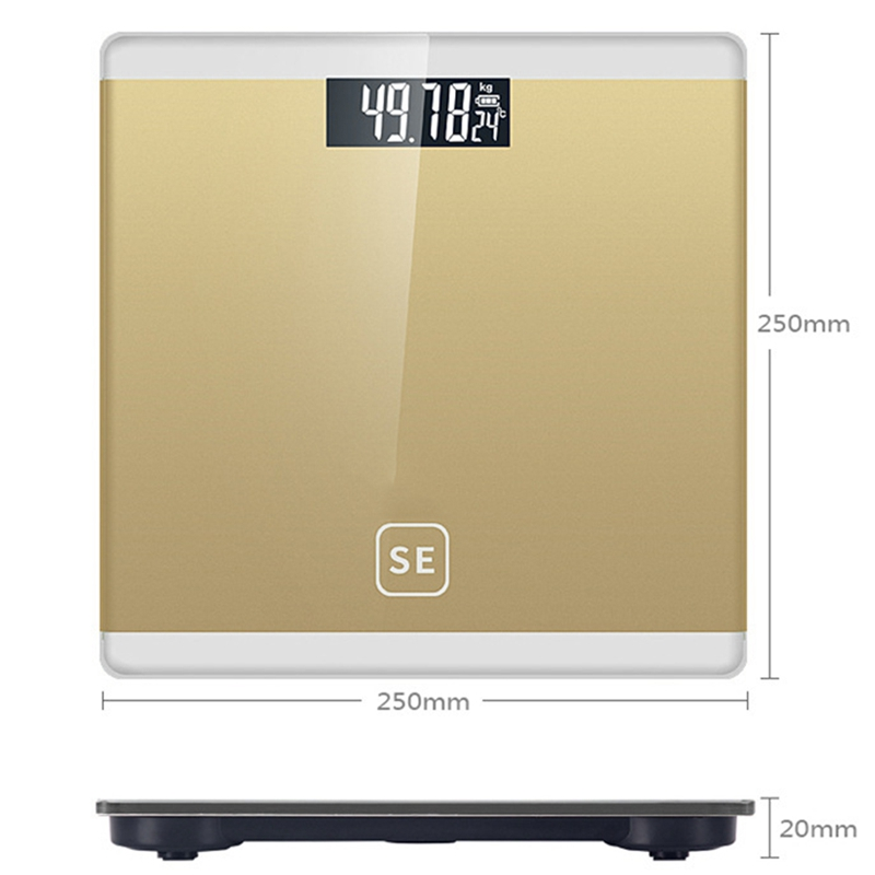 Digital Body Axunge Electronic Scale LCD Display Human Health Management Called Smart Balance Electronic Scale Pakistan
