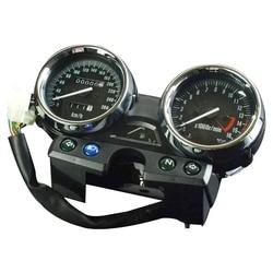 Wskaźniki motocyklowe klastra prędkościomierz przebieg obrotomierz dla KAWASAKI ZRX400 ZRX750