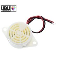 Buzzer Alarm SFM-27 Arduino Electronic 12V for 3-24V Intermittent High-Decibel 95DB Continuous-Beep