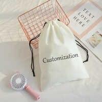 Customize the speed pocket 3D Printing Travel Shoulder Bags Mochila Men GYM Sack Drawstring Bag Support one minimum order