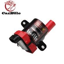 Купить с кэшбэком Ignition Coils Plug Pack For Chevrolet GMC Trucks Isuzu Hummer UF262 D585