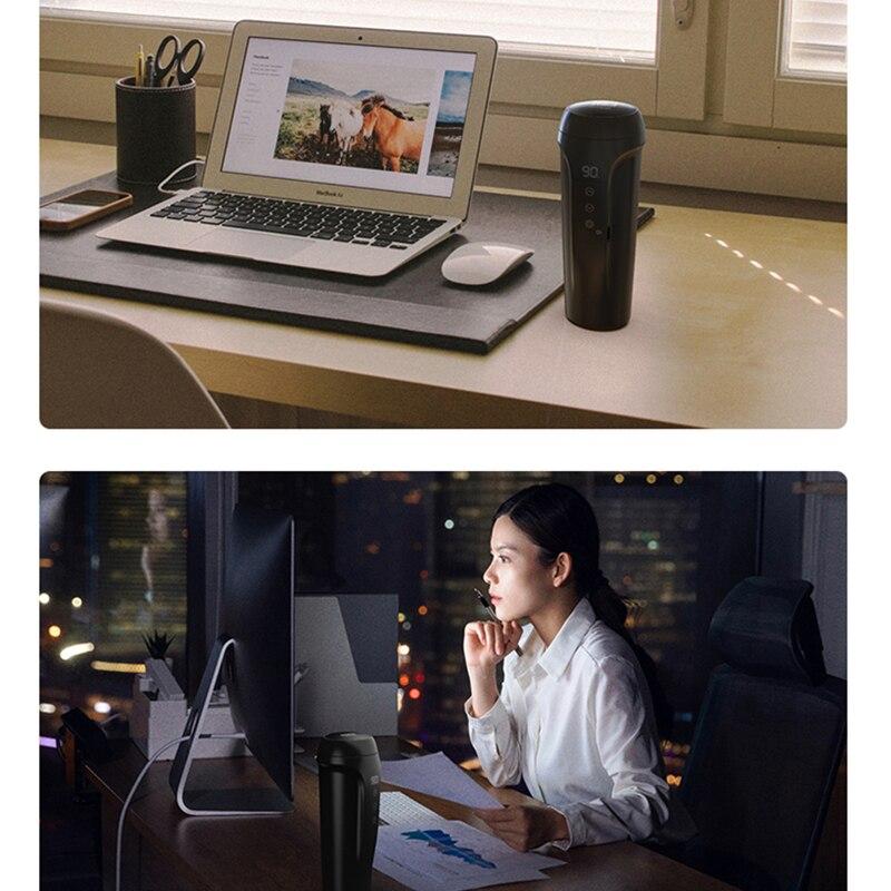 12V 24V Universal Wasser Heizung Auto Elektrische Tasse Isolierung Becher Kochendem Kaffee Wasserkocher Dicht Tragbare Reise Hause Bequem - 5