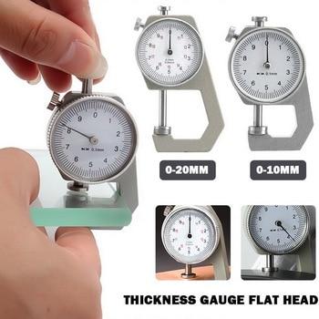 0 10/20 мм Циферблат Толщина датчик кожаный Бумага Толщина метр тестер для кожи Защитная пленка на Бумага|Приборы для измерения ширины|   | АлиЭкспресс