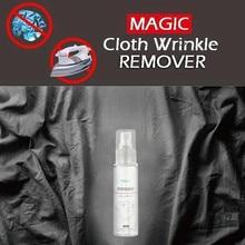 Средство для очистки одежды от морщин, спрей, волшебная ткань, средство для удаления морщин, глажка, спрей, средство для очистки, универсальный очиститель, 70 мл
