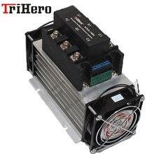 цена на 3 Phase SCR Power Regulator, voltage Regulator, SSR relay