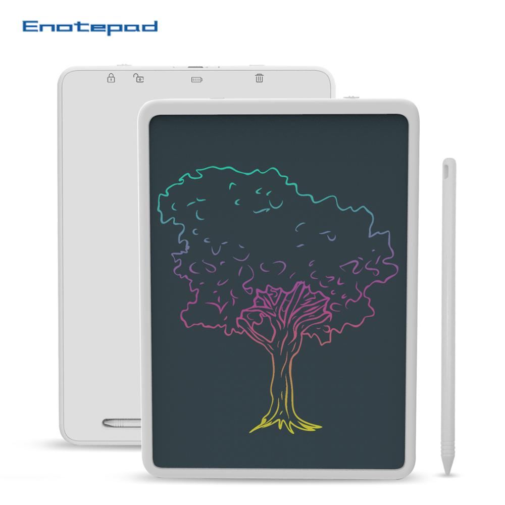 Enotepad 11 Inch LCD Writing Tablet Colorful Large Screen Electronic Digital Drawing Board Doodle Pad For Office School