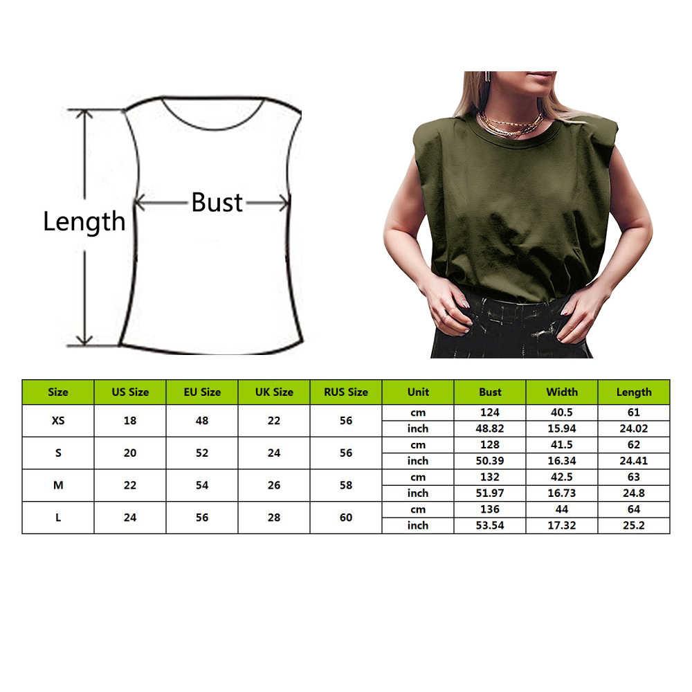 Voor Dropshipping Schouder Pad Vrouwen Tops T-shirts Katoen Effen Comfort Zomer Vrouwen Kleding Wit Zwart Korte O-hals Casual