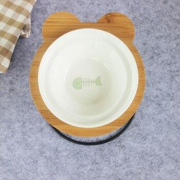 Bamboo Shelf Ceramic Bowls 2