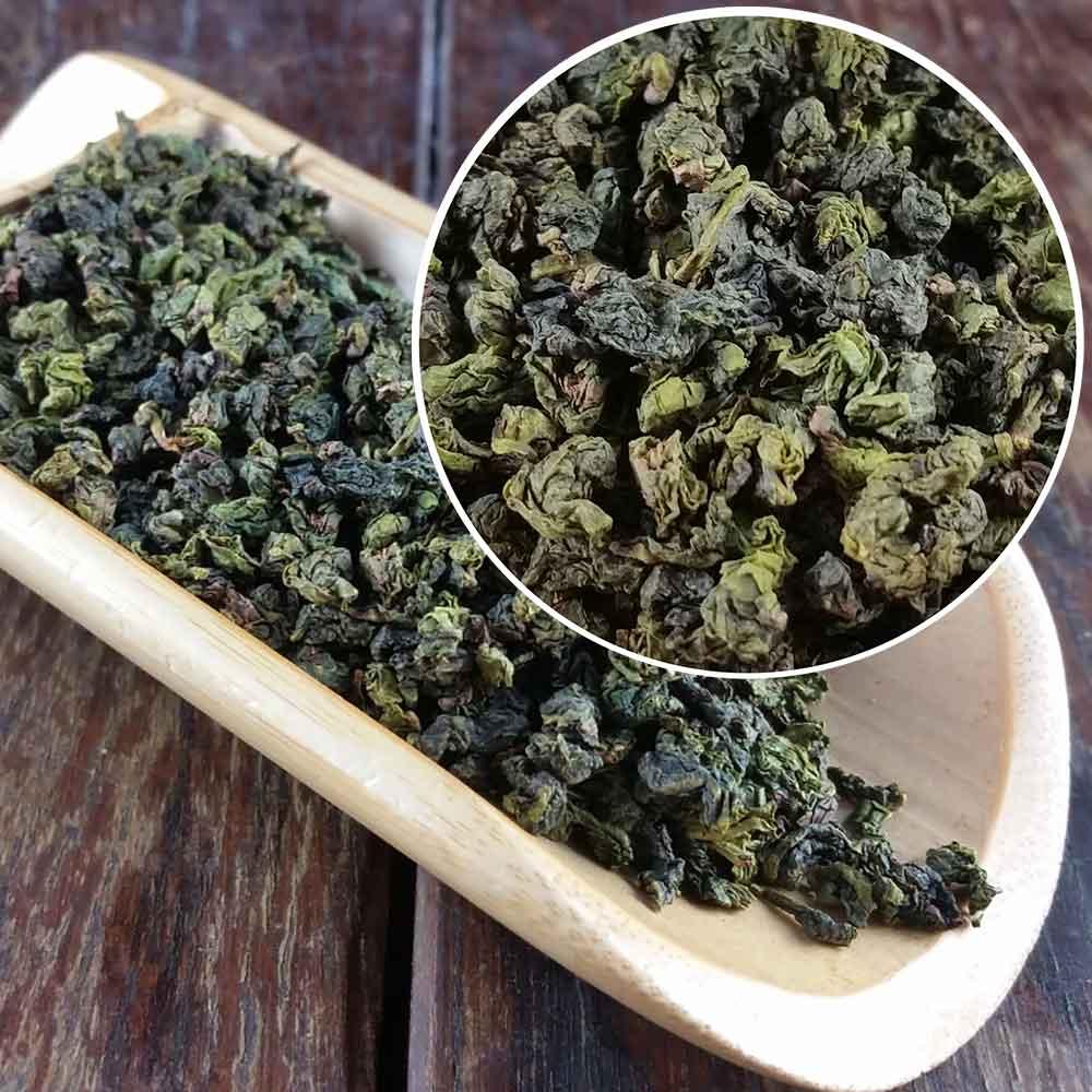 China High Moutain Green Organic TieGuanYin Tea Chinese Oolong Tea AnXi Tie Guan Yin Tea