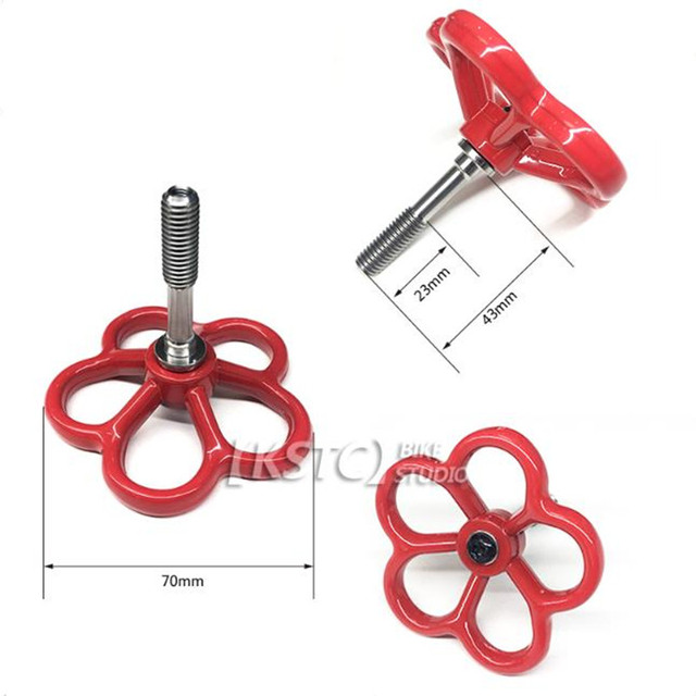 Details about  /Folding Bicycle Enhanced Hinge Wrench Clamp Assmbly Fit for Brompton Bike
