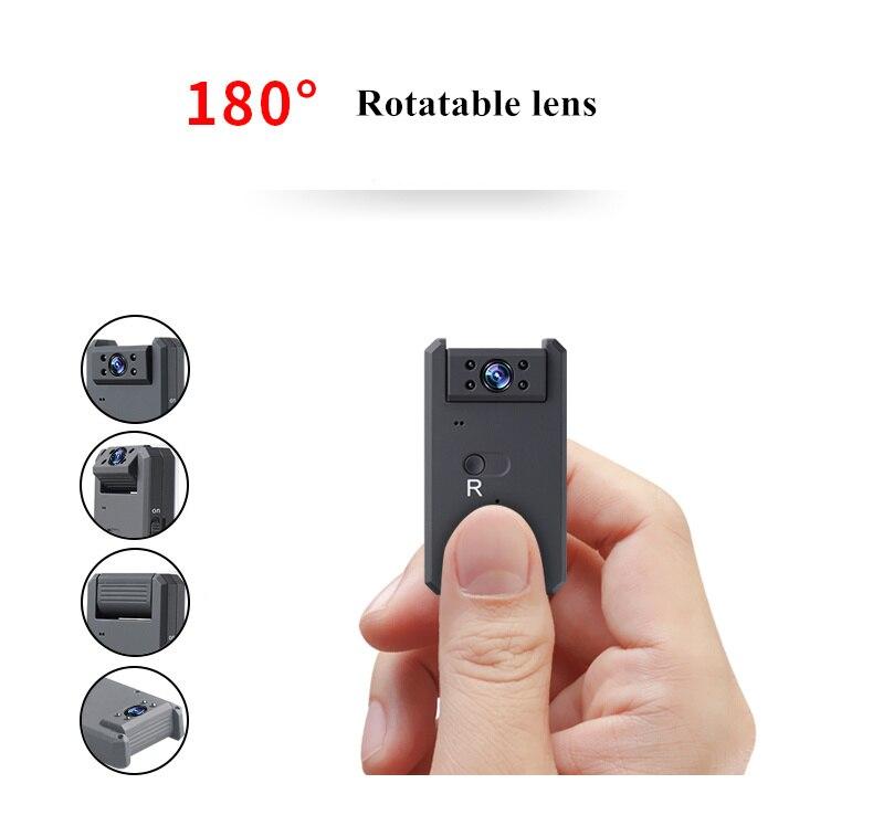WiFi 4K Full HD MD90 Mini Sport Camera 1080P Micro Cam Infrared Night Vision Digital DV DVR Video Bike Outdoor Action Camcorder