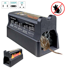 Electronic-Mouse-Trap Mouse Rats Rat Killer Bucket Zapper Rolling-Rolling-Mouse Victor-Control