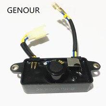 Lihua AVR וסת מתח אוטומטי גנרטור חלקי 2KW 2.5KW 3KW 6 חוטים TT21 12 עם הגנת מעגל לשבור פונקצית