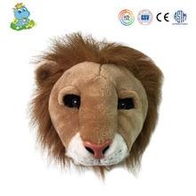 2020 ライオンレオ狩猟装飾ハンターサファリ壁の装飾ぬいぐるみリアルな reallife ための森動物園