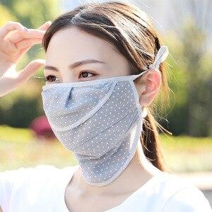 DRESSUUP Летняя женская маска от солнца, защита от бактерий, маска для езды на велосипеде, ветрозащитные маски для лица, рта