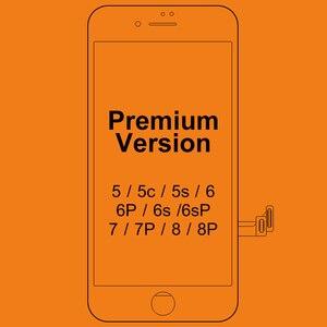 Image 1 - 10 قطعة عرض آيفون 7 شاشة LCD ل قسط Tianma جودة شاشة تعمل باللمس مع ثلاثية الأبعاد اللمس آيفون 7 LCD محول الأرقام
