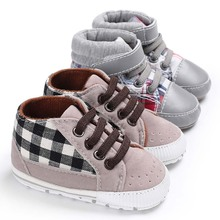 Unisex Baby Shoes Toddler Casual Sport Pu Infant Sneakers Newborn Soft Sole First Walker Non-slip 0-18 M Boys Girls