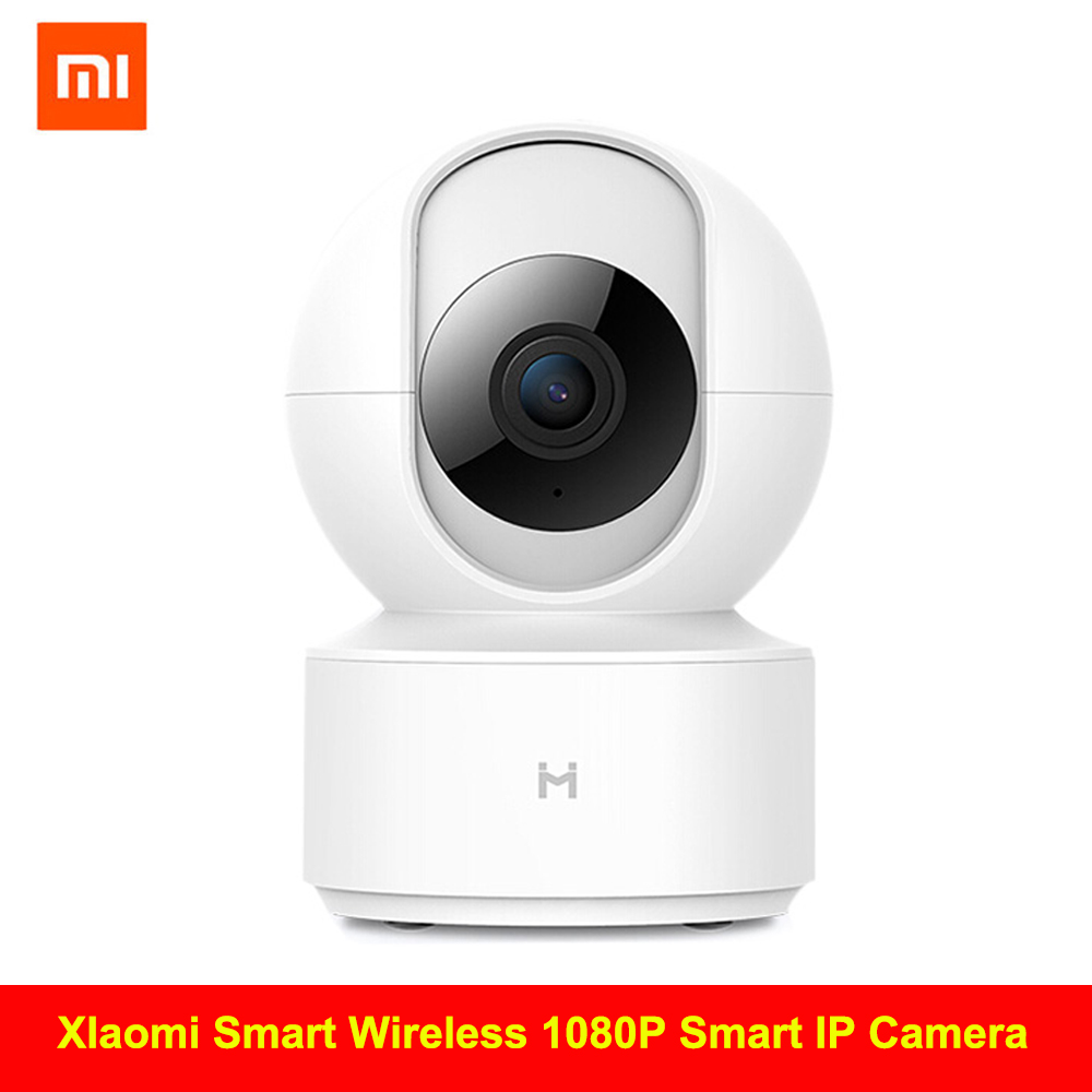 Original XIaomi Smart Wireless IP Camera Infrared 1080P HD Night 360 Degree Panoramic Smart Baby Monitor Home Security Camera
