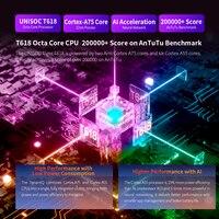 "Teclast M40 tablet 10.1"" UNISOC T618 Octa Core Android10 6GB RAM 128GB ROM Dual 4G Phone Call Bluetooth5.0 OTG Type-C tablets pc 2"