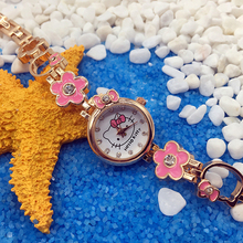 Bracelet Watch Girl Reloj Womens Clock Montre Quartz Luxury Mujer Kid Cartoon Femme New-Fashion