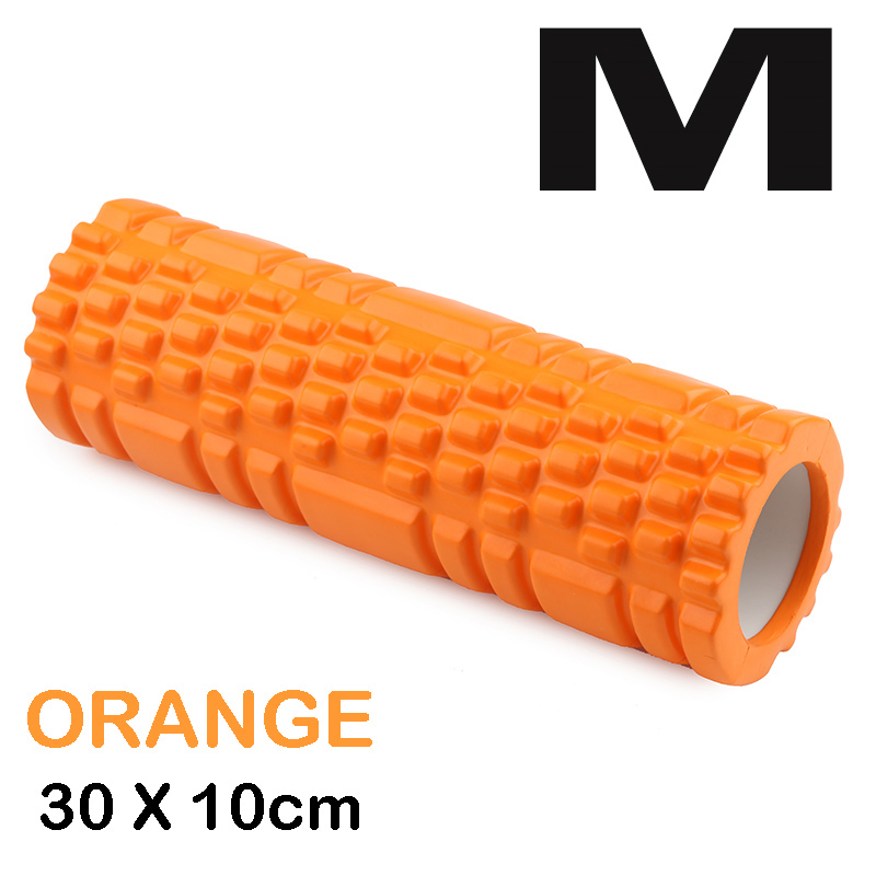 Yoga Column Fitness Pilates Foam Roller Yoga blocks Train Gym Massage Grid Trigger Point Therapy Physio Exercise 13