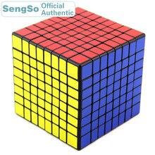 цена на ShengShou 8x8x8 Magic Cube 8x8 Cubo Magico Professional Neo Speed Cube Puzzle Antistress Toys For Children