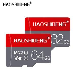 Micro SD TF Card 16GB 32GB 64GB 128GB Class 10 Flash Memory Microsd Card 8 16 32 64 128 256 GB for Smartphone Adapter free ship