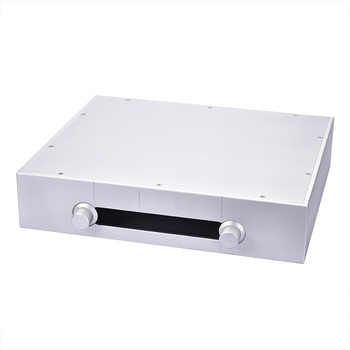 2020 New GW4309 Full Aluminum Amplifier Chassis / Preamp Chassis / Decoder Case