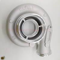 Turbo teile HX40W Hol-set Kompressor gehäuse anzug rad größe 60x86-7/7 und 60x83mm-8/8 von AAA turbolader Teile