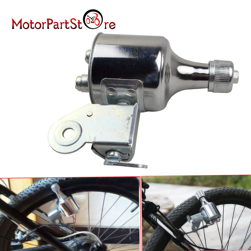 Bike Bicycle Dynamo Light Generator 12V 6W /6V 3W Waterproof Alternating Current AC Bicycle Light Generator