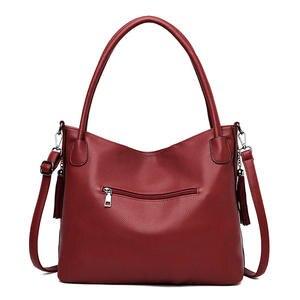 Image 4 - YASICAIDI sacs à Main en cuir PU, fourre tout à poignée supérieure pour femmes, sacoche à bandoulière, sacoche décontracté