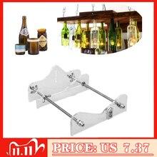 DIY Glas Flasche Cutter Maschine Werkzeuge, bündel Wein Bier Champagner Flaschen und Gläser Schneiden Tool Kit für Home Bar Dekoration werkzeug