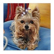 Dog Diy 5D Diamond Painting Embroidery Cross Stitch Handcrafts Kit Home Decor