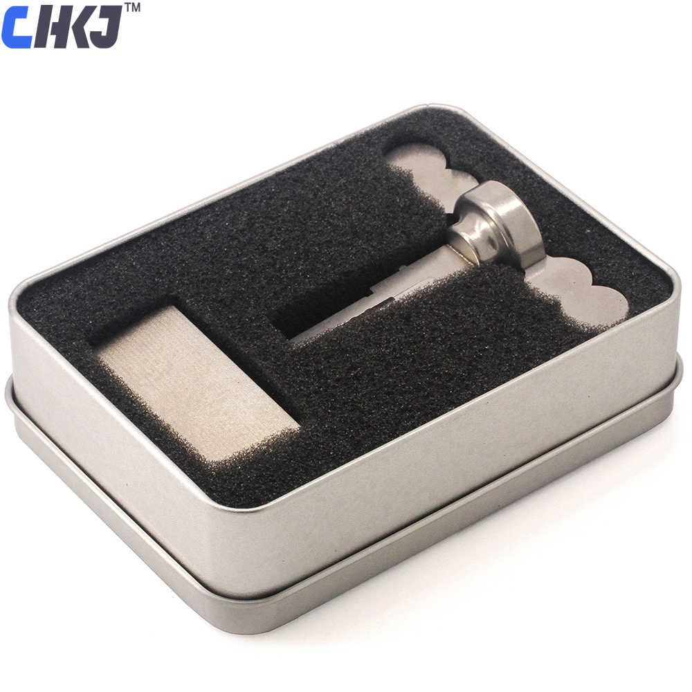 CHKJ נירוסטה מוצק חומר בית דלת מפתח עבור כרוב KILIT נעילת ראש מסגר כלים