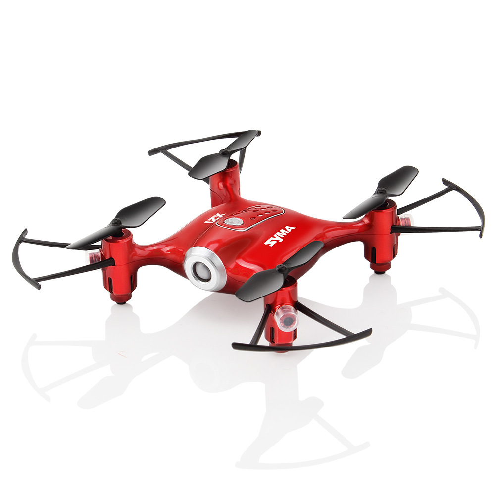 SYMA Sima Model Airplane X21 Mini Four-axis Aircraft Unmanned Aerial Vehicle CHILDREN'S Toy Remote Control Aircraft