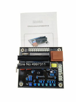 Chinese factory! Quality generator ave automatic voltage regulator AVR EA08A for KUTAI generator genset set