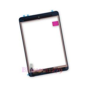 Image 2 - 1PCS Digitizer Touch Screen Per Apple iPad mini 1 1st Gen A1432 A1454 A1455 Frontale Obiettivo di Vetro + Tasto + IC + Adesivo + Strumenti