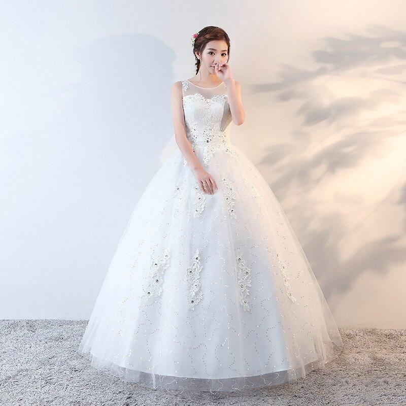 Studio New Arrival Strapless Sleeveless Watteau Train Wholesale Bride Shoulders Dress 2020 New Princess Little Dream Together
