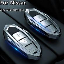 For Nissan TEANA SUNNY Sima X-TRAIL QASHQAI MURANO PATROL key case Infiniti Q50 Q70 QX30 QX50 QX60 QX70 QX80 protection cove