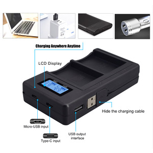 Image 5 - LP E10 LP E10 LPE10 battery charger USB Dual smart fast charger for Canon EOS 1100D 1200D 1300D 2000D Rebel T3 T5 T6 Kiss X50