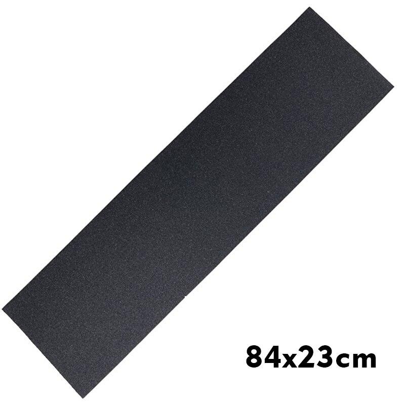 Longboarding 23*84cm Skateboard Deck Sandpaper Grip Tape Skating Board Durable