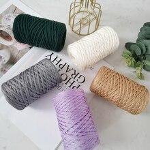 Unique Knitting Yarn Cashmere Crochet Yarn for knitting Knit Thread DIY Handmade Woven Bag Accessories 200g/lot