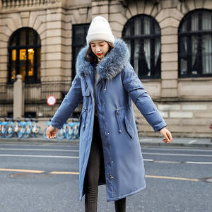 Parka Coat Jacket Wo...