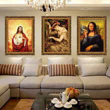 Jesus Christ Portrait Decorative Wall Painting Poster Christian Church Religion Canvas Art Pictures By Numbers