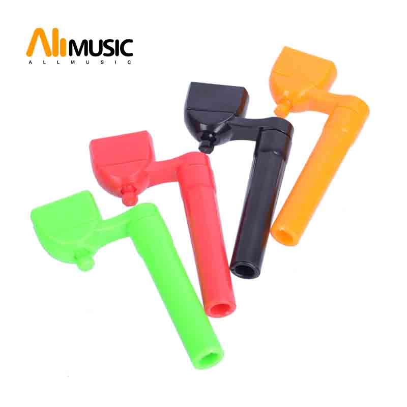 Multi Color Plastic Acoustic Electric Guitar String Winder With Pin Puller