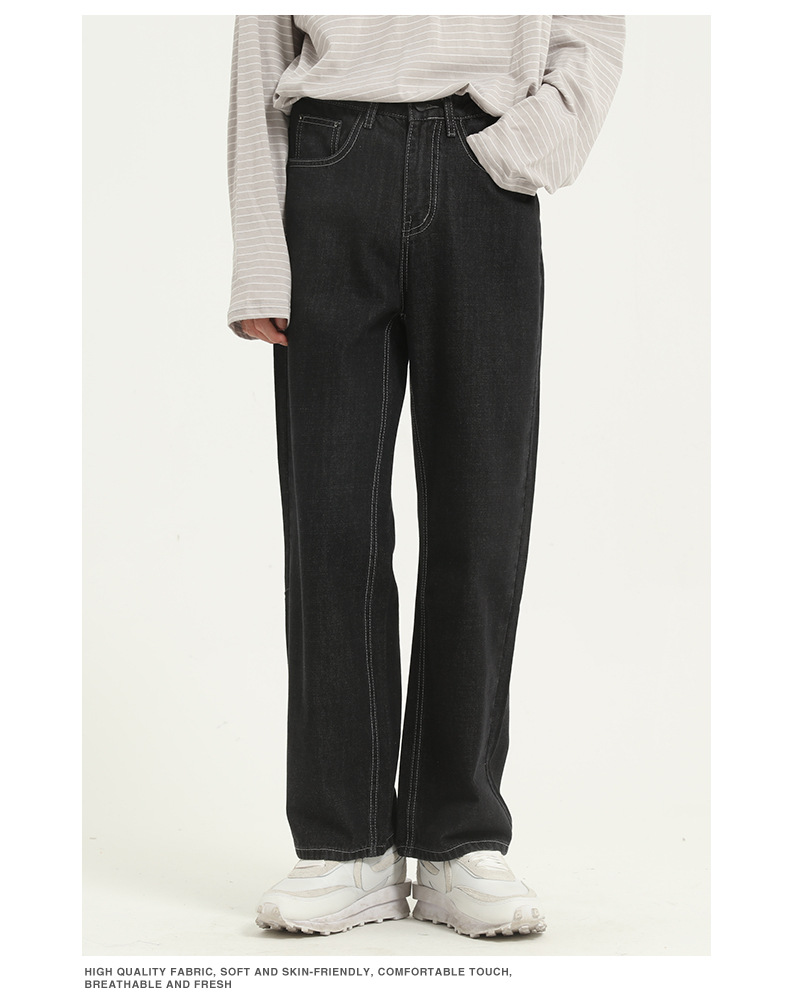 classical trousers straight cut pants Vintage dark grey trousers women/'s pants women/'s trousers grey classic pants suit trousers