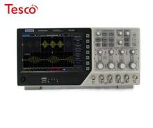 цена на DSO4254C Digital Oscilloscope 4 Channel 250Mhz LCD PC Portable USB Oscilloscope + EXT + DVM + Auto Range Function
